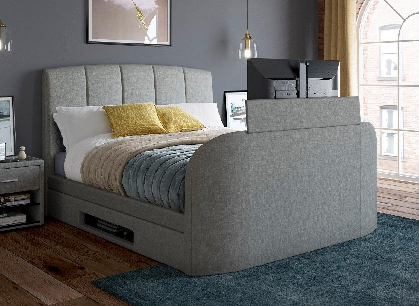 Seoul Bed Frame with 32