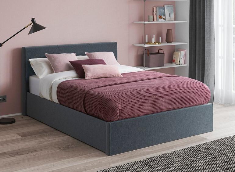 Strange Yardley Upholstered Ottoman Bed Frame All Beds Beds Dreams Ncnpc Chair Design For Home Ncnpcorg