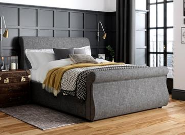 Detroit Upholstered Bed Frame