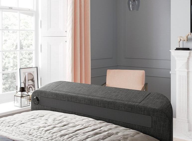 Swell Osaka Upholstered 32 Led Tv Ottoman Bed Frame Beds Dreams Creativecarmelina Interior Chair Design Creativecarmelinacom