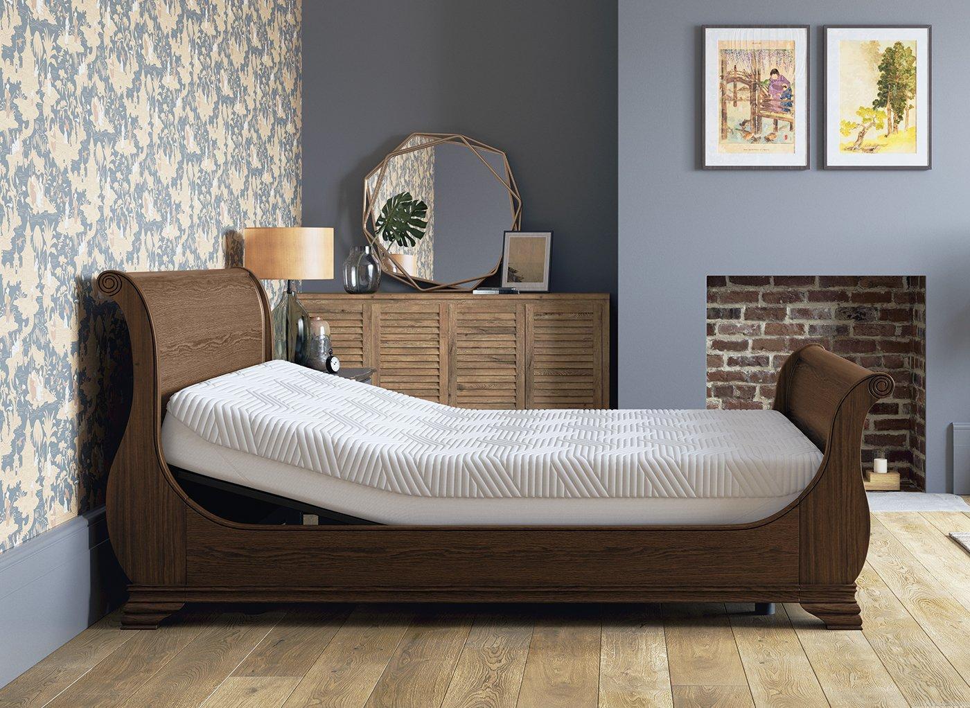 Otis Sleepmotion Adjustable Wooden Bed Frame (£1,048)