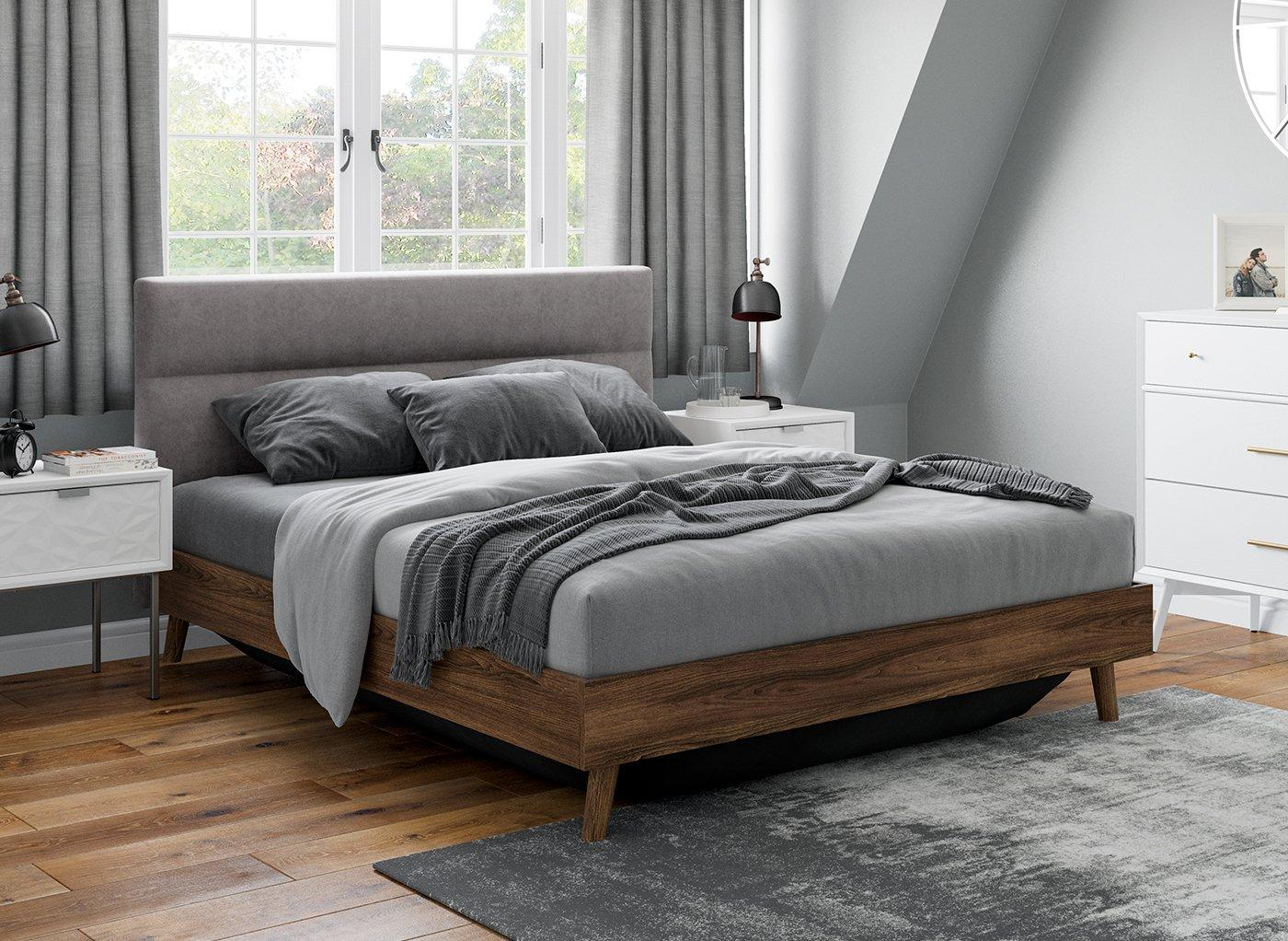 Florence Upholstered Ottoman Bed Frame (£599)