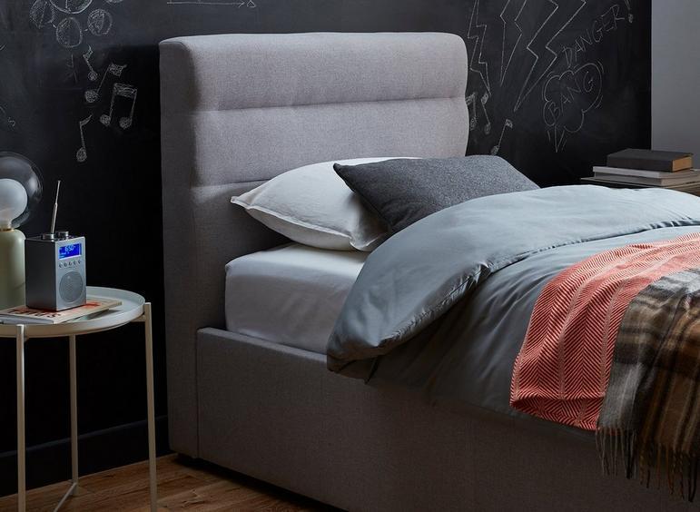 Peachy Dawson Single Ottoman Sound Bed All Beds Beds Dreams Creativecarmelina Interior Chair Design Creativecarmelinacom