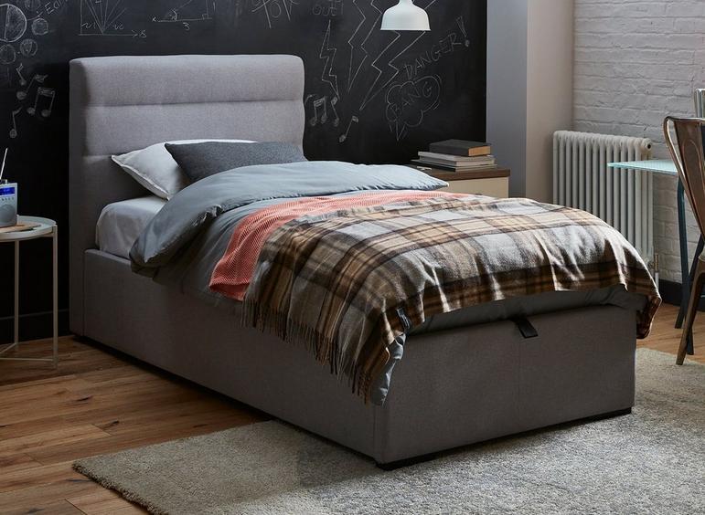 Fabulous Dawson Single Ottoman Sound Bed All Beds Beds Dreams Creativecarmelina Interior Chair Design Creativecarmelinacom