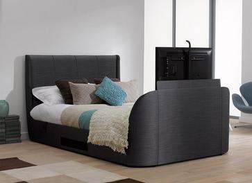 Titanium T3 Fabric Upholstered 32