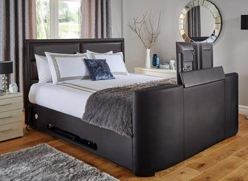 TV Bed | Stylish TV Beds With LED Flat Screens in All Sizes