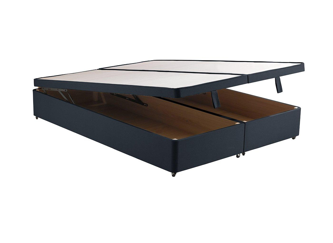 Classic Ottoman Base Only 6'0 Super king BLUE