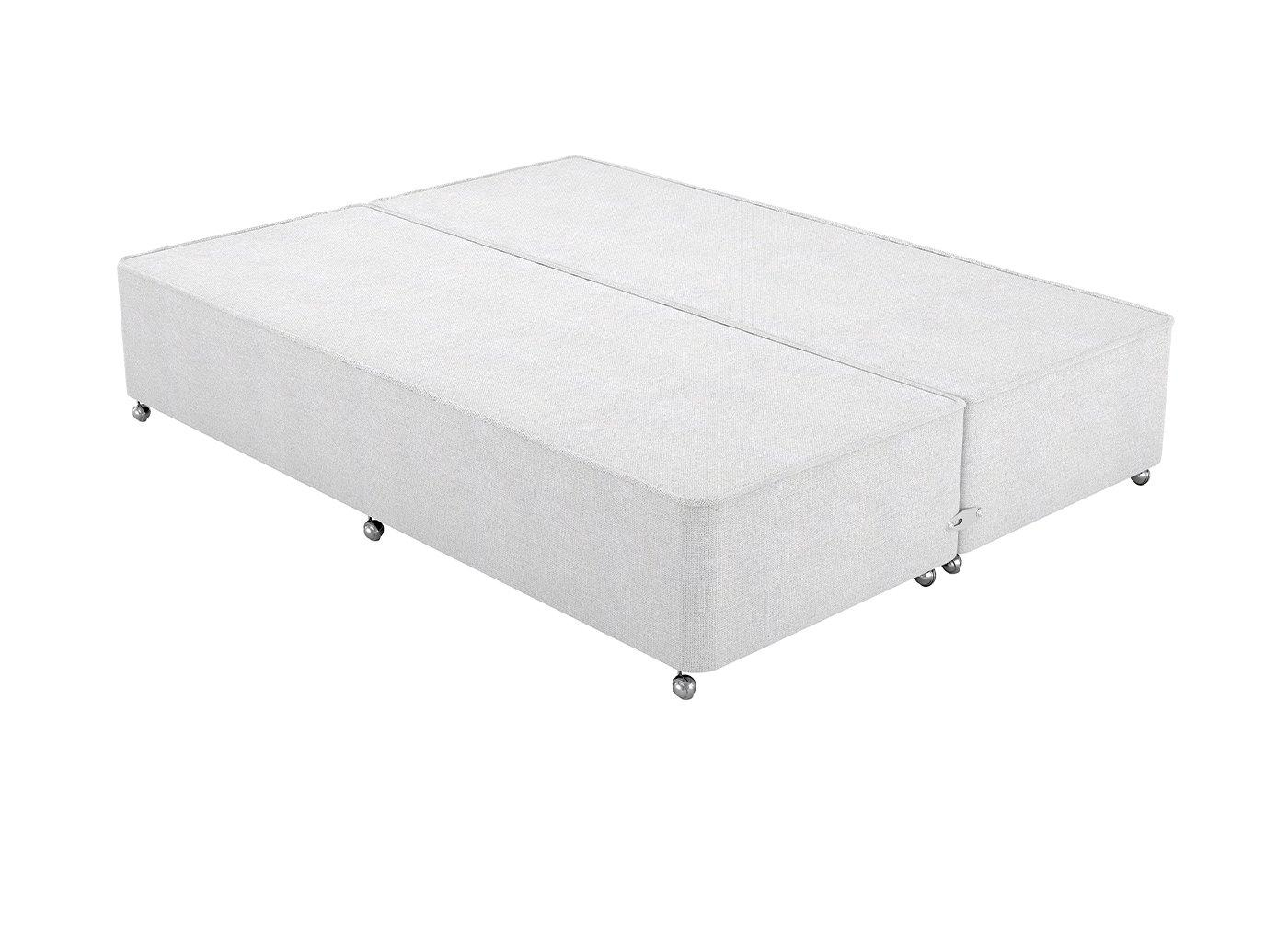 Contract Divan Base Small Double 4'0 Small double SILVER