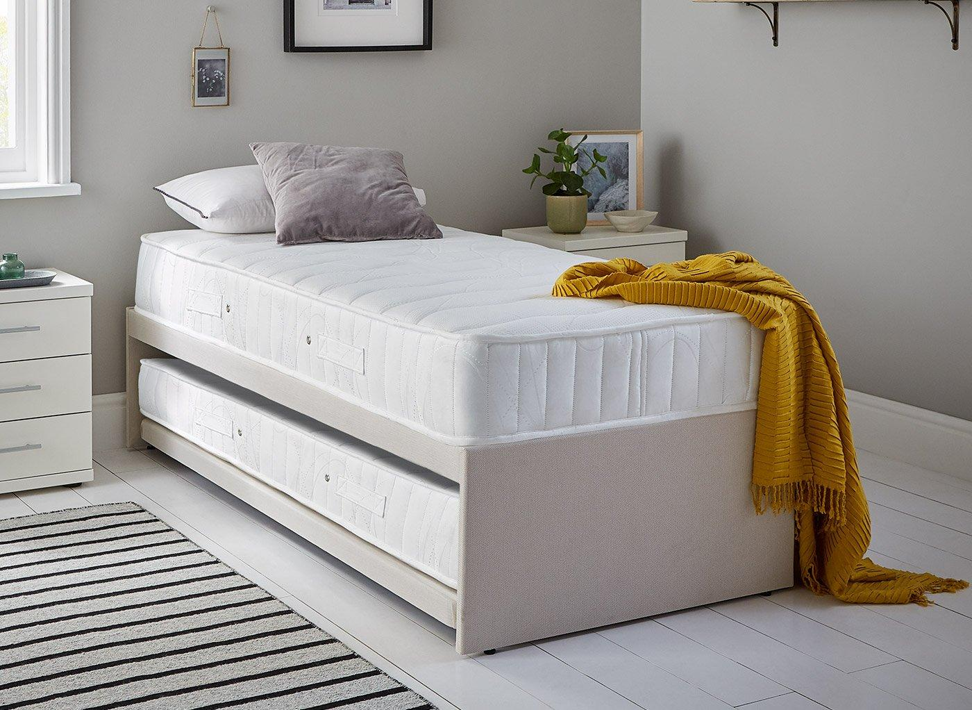 Classic Guestbed Frame 3'0 Single BEIGE