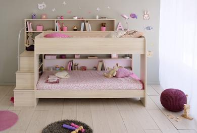 Lydia Bunk Bed Frame