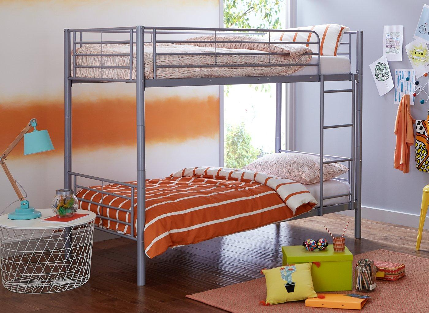 Picture of: Jade Metal Bunk Bed Bunk Beds Kids Dreams
