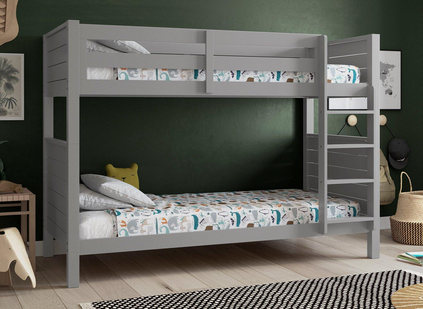 Jupiter Wooden Bunk Bed Bunk Beds Kids Dreams