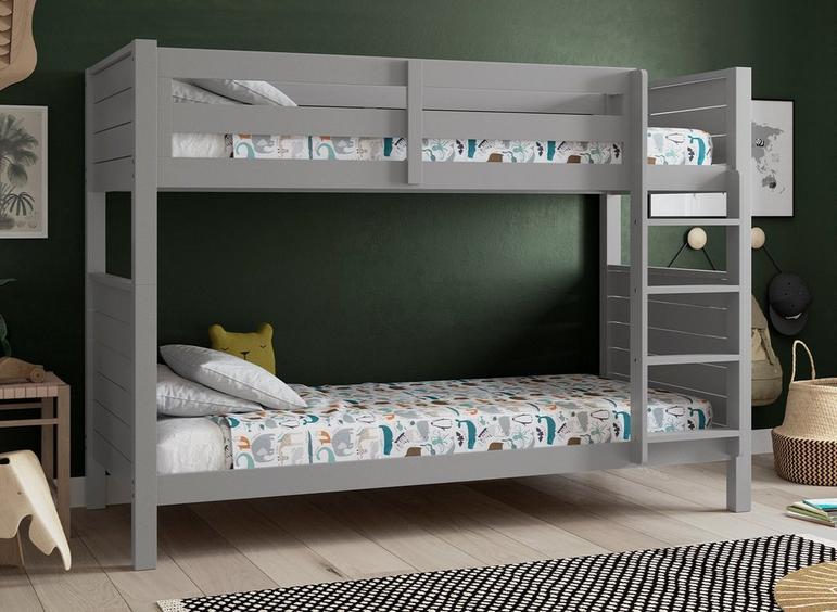 Jupiter Wooden Bunk Bed GREY