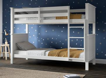 Pluto Wooden Bunk Bed