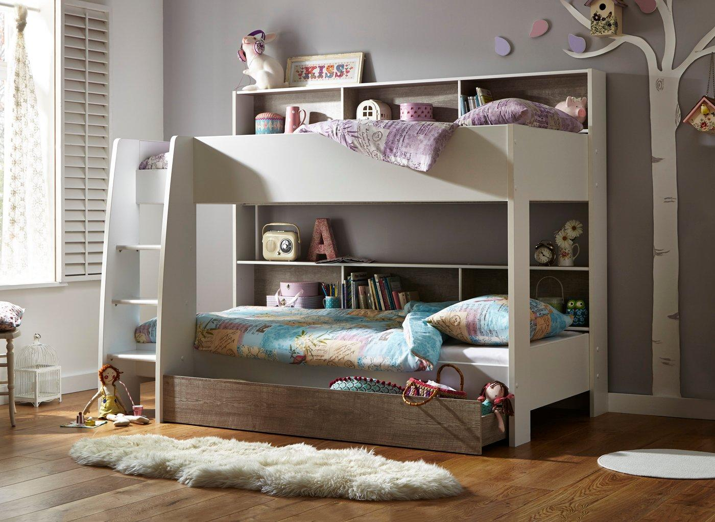 Picture of: Erin Bunk Bed Bunk Beds Kids Dreams