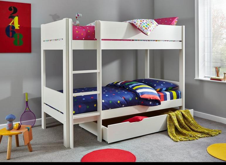 new products ca54a 82eed Tinsley Bunk Bed Frame With Drawer | Dreams