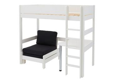 Tinsley High Sleeper Bed Frame with Desk