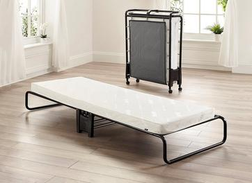 Clover 2'6 Folding Bed Airflow Fibre Mattress