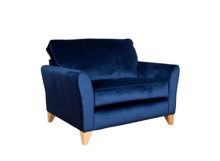 Willis Armchair BLUE
