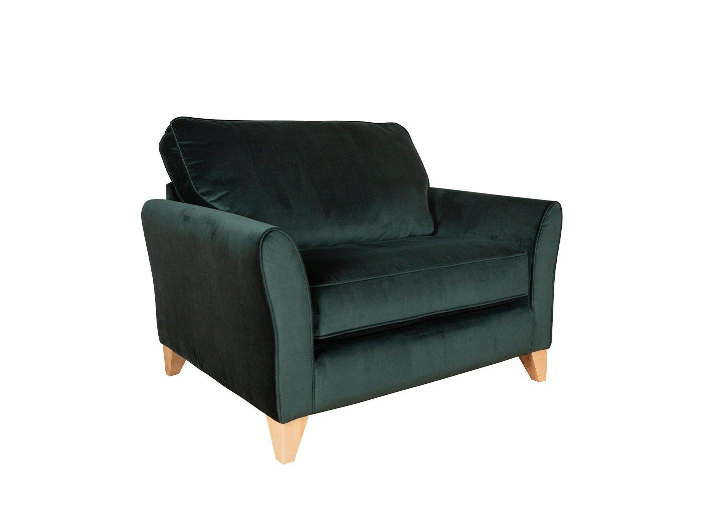 Willis Armchair GREEN