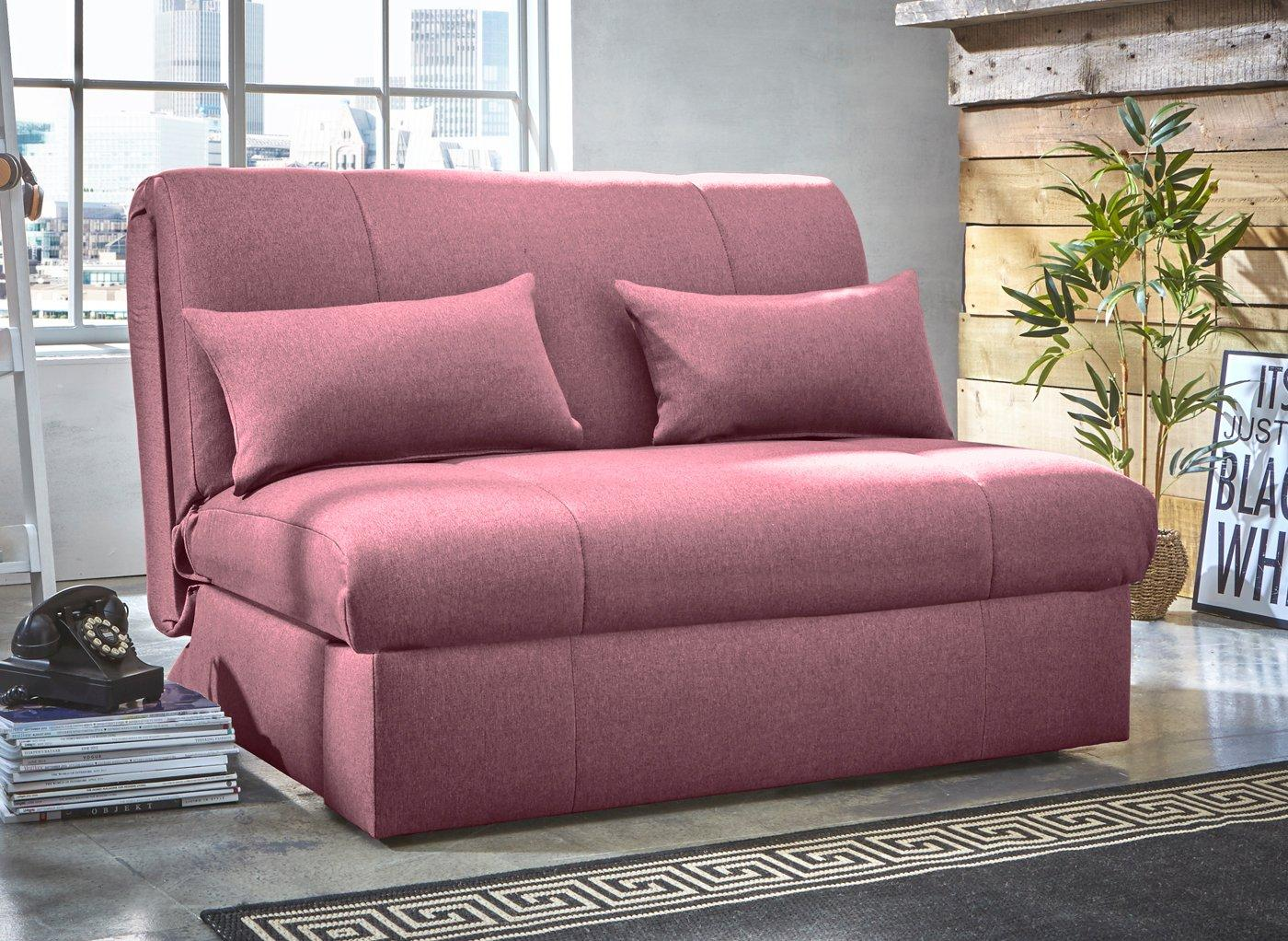 Kelso Sofa Bed Small Double PURPLE