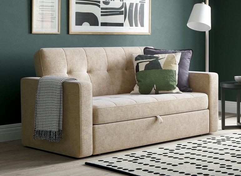 Haze Sofa Bed - Natural CREAM