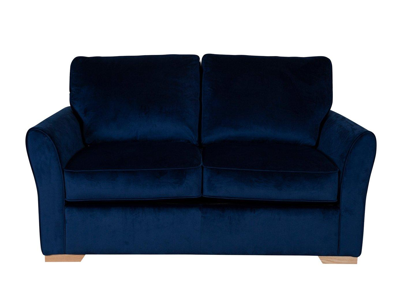 Willis Sofa Bed Small Double BLUE