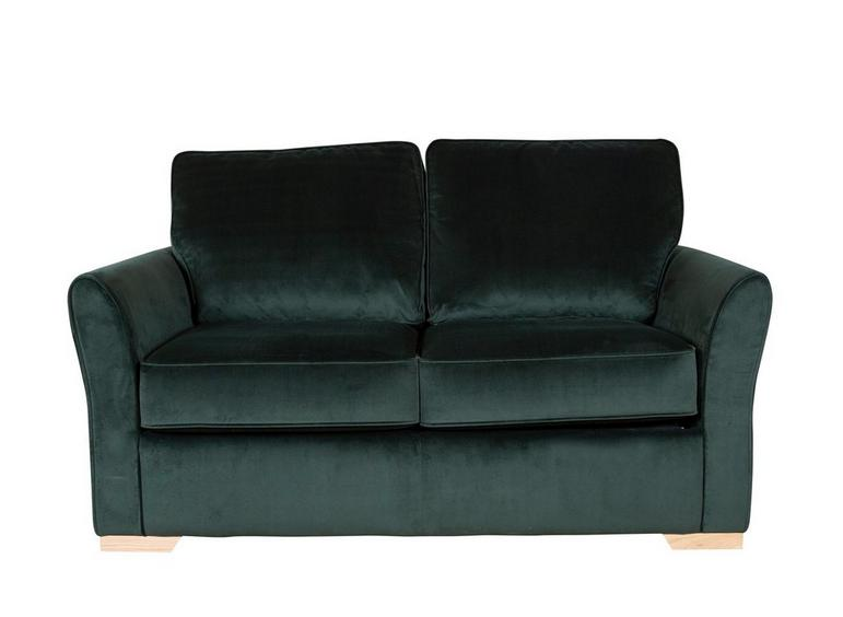 Willis Sofa Bed 2 Seater GREEN