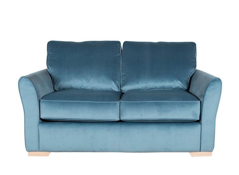 Willis Sofa Bed 2 Seater BLUE