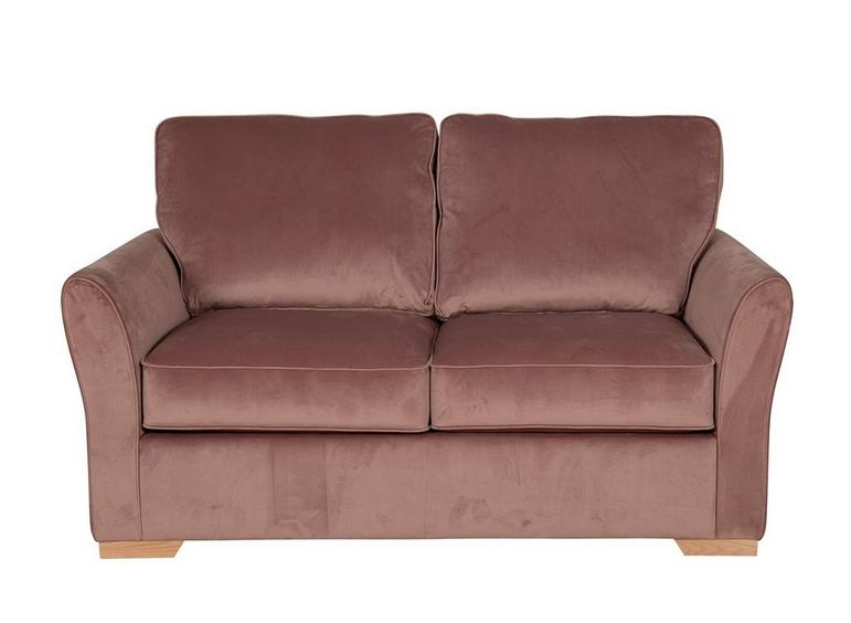 Willis Sofa Bed 2 Seater PINK