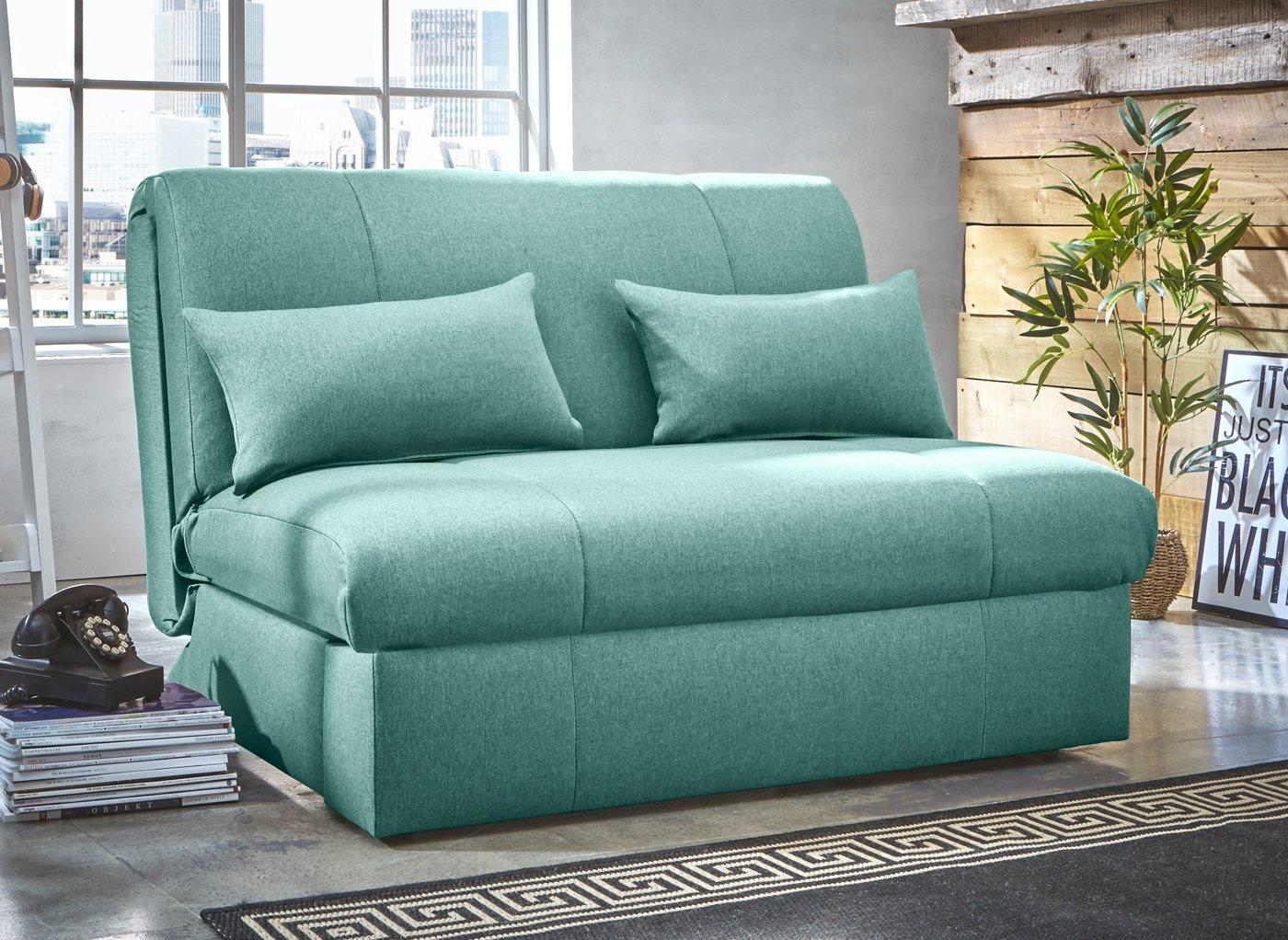 Kelso Sofa Bed Single BLUE