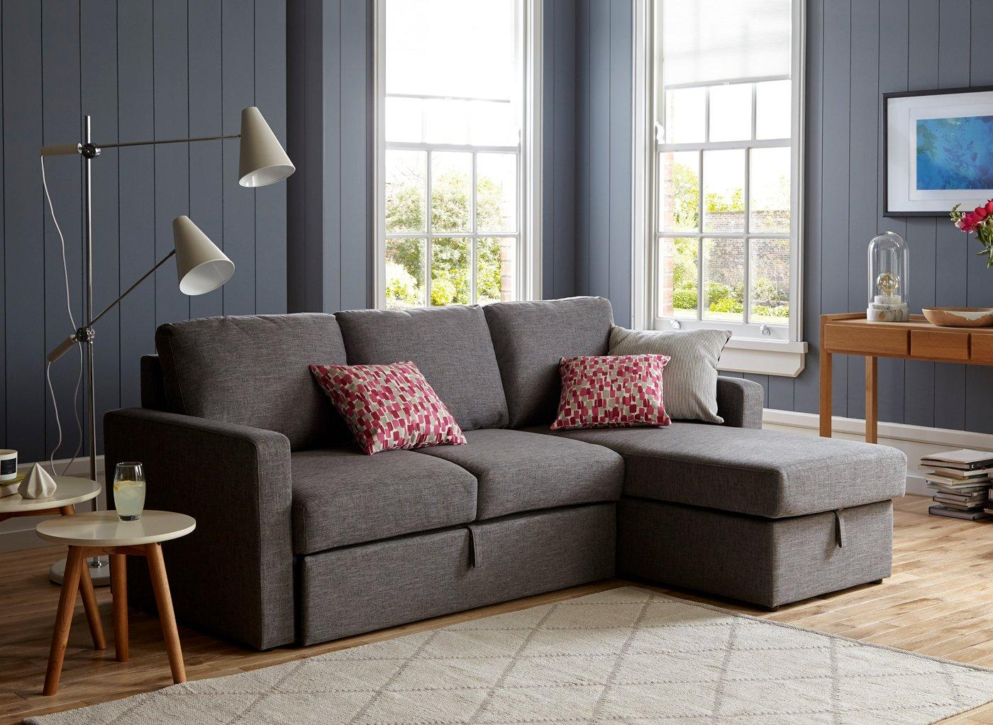 Corner Sofa Beds Great Range With Free Delivery Dreams