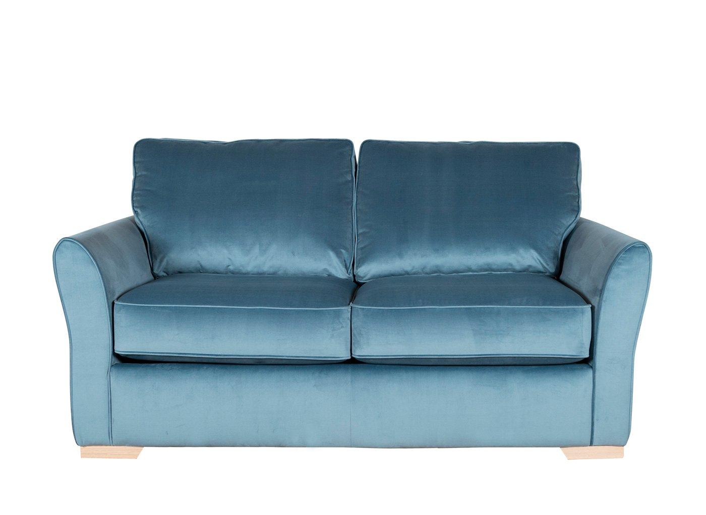 Willis Sofa Bed Double BLUE