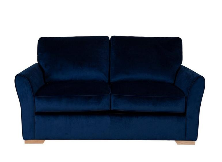 Willis Sofa Bed 3 Seater BLUE