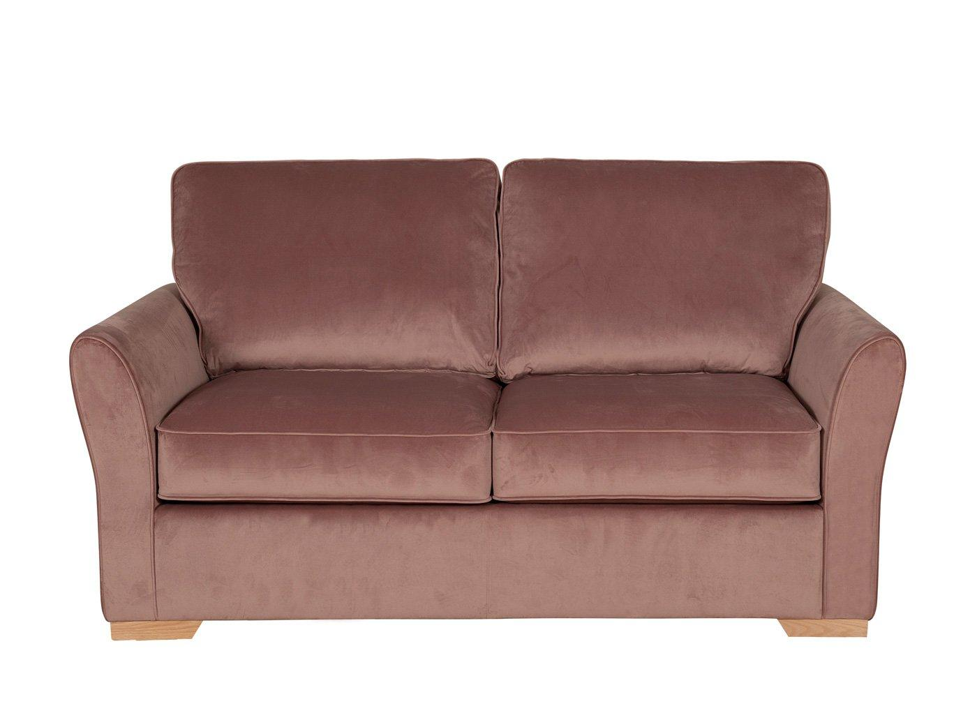 Willis Sofa Bed Double PINK