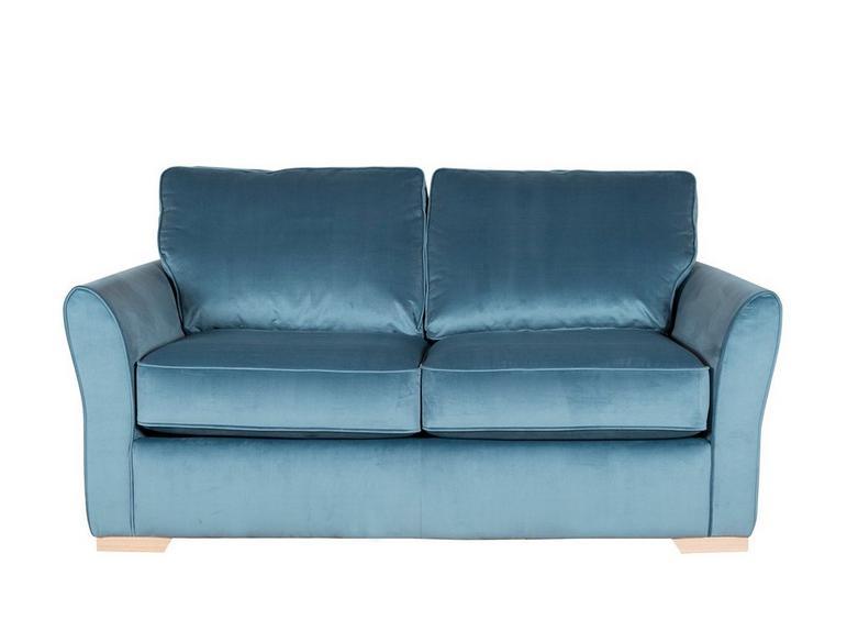 Willis Sofa Bed 3 Seater BLUE