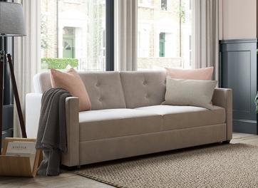 Belfast 3 Seater Clic-Clac Storage Sofa Bed