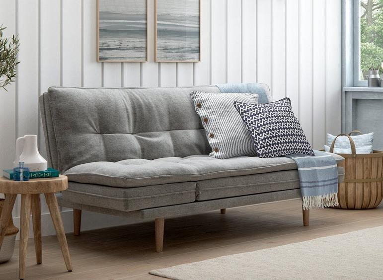 Sensational Dublin 3 Seater Clic Clac Chaise Sofa Bed All Sofa Beds Alphanode Cool Chair Designs And Ideas Alphanodeonline