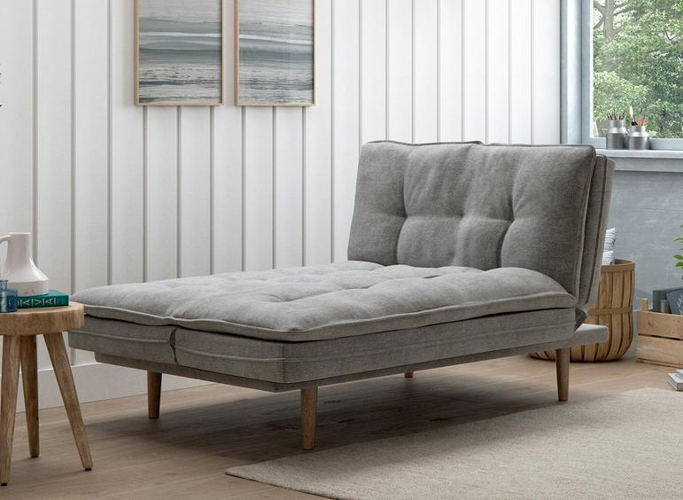 Strange Dublin 3 Seater Clic Clac Chaise Sofa Bed All Sofa Beds Alphanode Cool Chair Designs And Ideas Alphanodeonline
