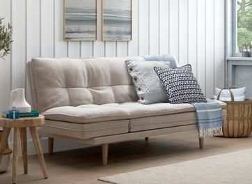 Dublin 3 Seater Clic-Clac Chaise  Sofa Bed