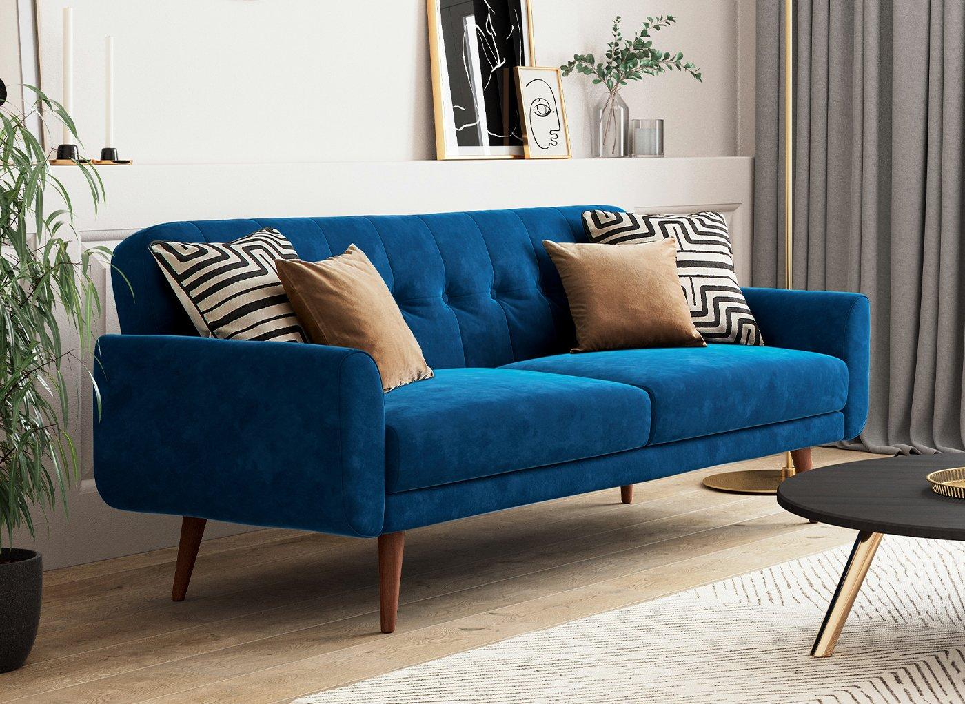 Gallway 3 Seater Clic-Clac Sofa Bed (£699)