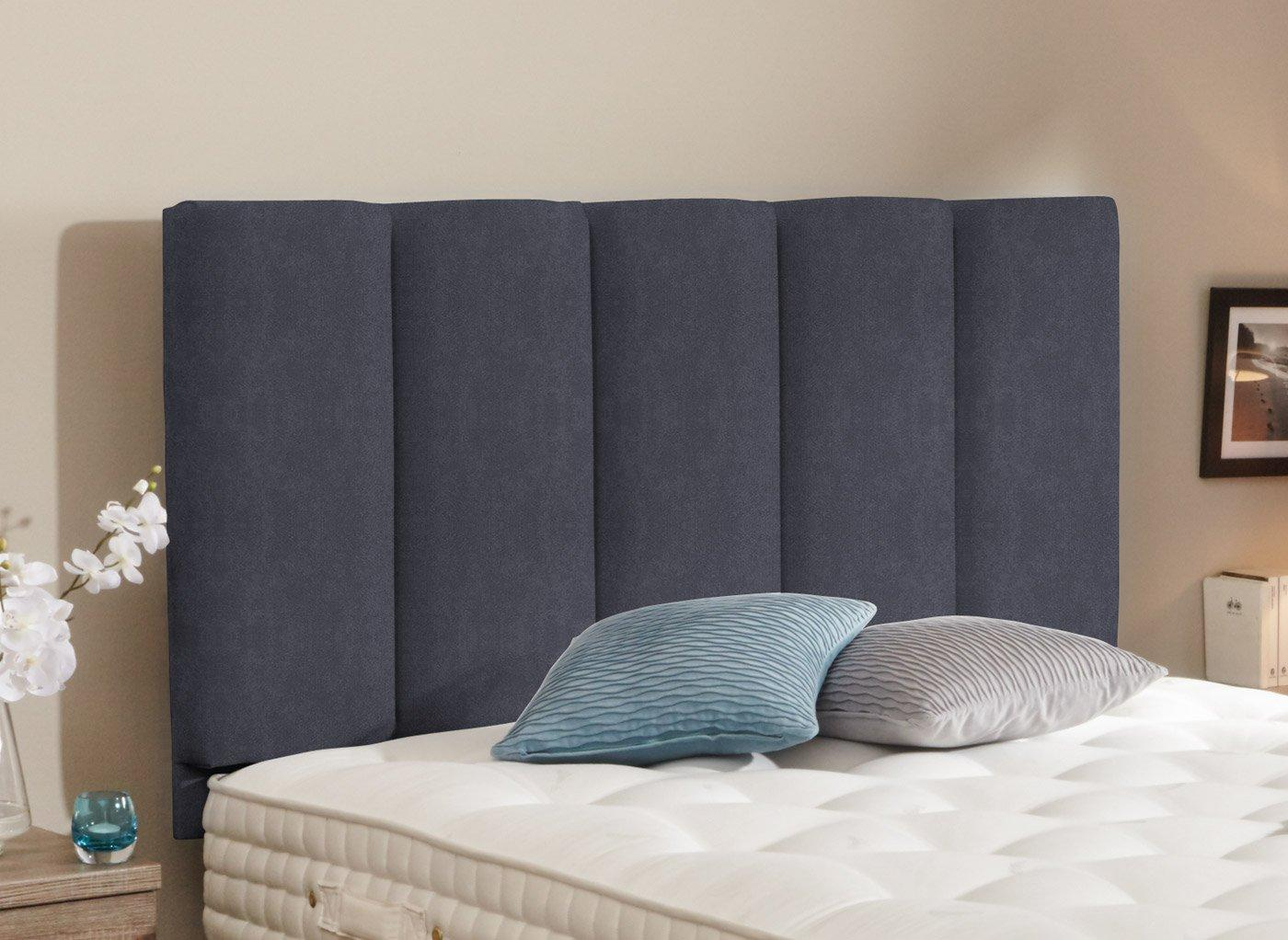 Gransmore Headboard 3'0 Single GREY