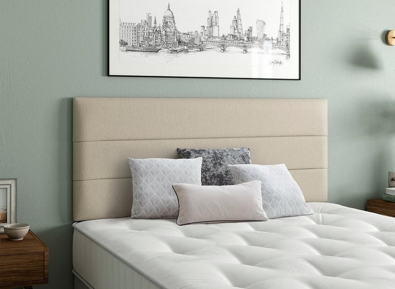 Stamford Headboard 3'0 Single BEIGE
