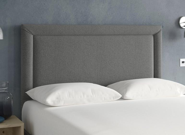 Hatton Headboard 4'0 Small double GREY