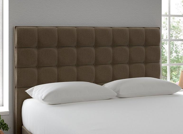 Lever Headboard 4'0 Small double BROWN