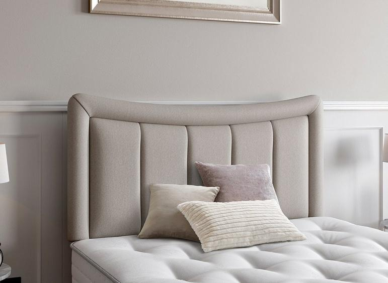 Alabama Headboard 5'0 King BEIGE