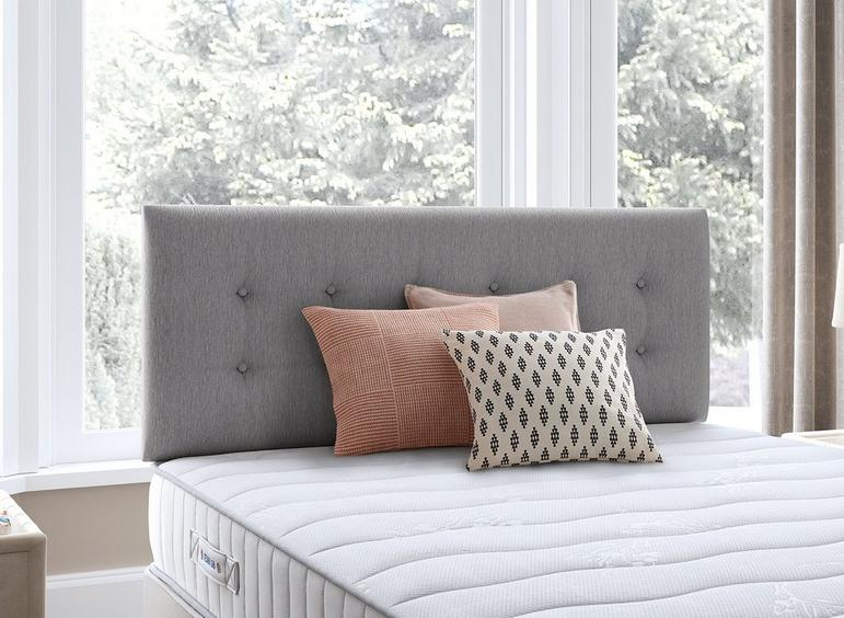 Fairfield Headboard 6'0 Super king GREY