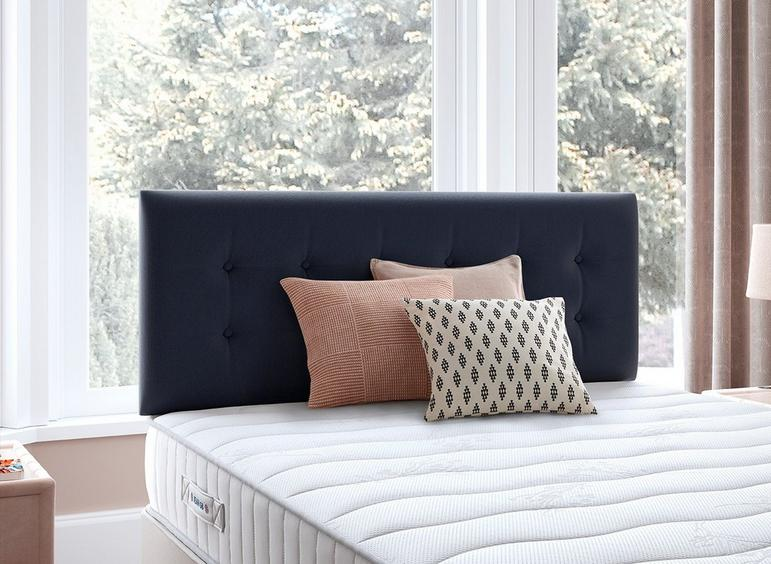 Fairfield Headboard 4'0 Small double BLUE