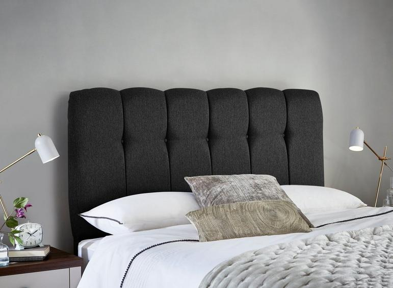 Queensland Headboard 6'0 Super king GREY