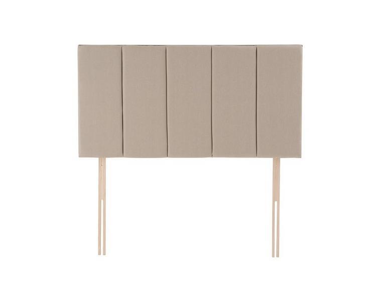 Silentnight Gerdinia S H/B Sandstone (STD Fabric) 3'0 Single BEIGE